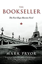 The Bookseller by Mark Pryor