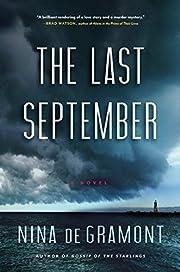 The Last September de Nina de Gramont