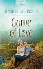 Game of Love by Jennifer Johnson