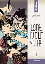 Lone Wolf and Cub Omnibus Volume 2 av Kazuo…