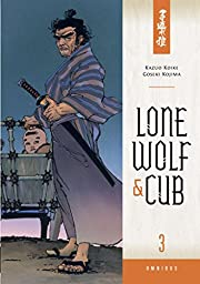 Lone Wolf and Cub Omnibus Volume 3 (Lone…