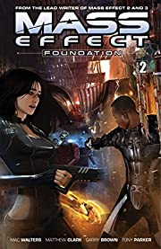 Mass Effect: Foundation, Volume 2 af Mac…