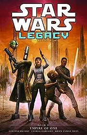 Star Wars Legacy Volume II: Book 4 Empire of…