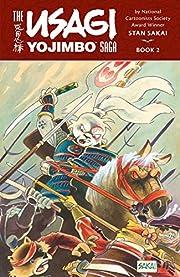 Usagi Yojimbo Saga Volume 2 af Stan Sakai