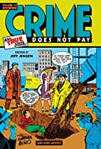 Crime Does Not Pay Archives Volume 10 by…
