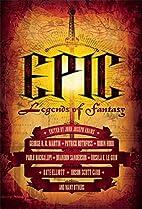 Epic: Legends of Fantasy by John Joseph…