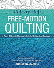 Step-by-Step Free-Motion Quilting: Turn 9…