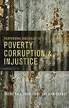 Responding Biblically to Poverty,…