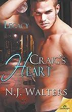 Craig's Heart by N. J. Walters