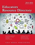 Educators resource directory by Richard…