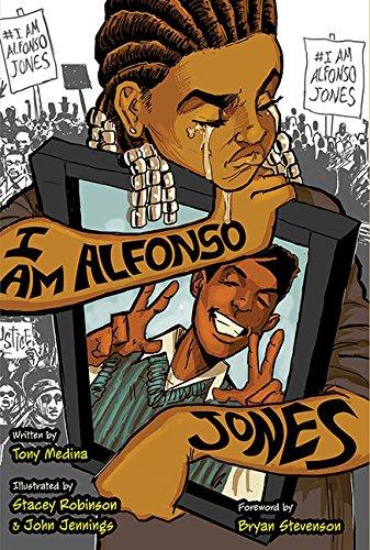 I am Alfonso Jones by Tony Medina