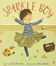 Sparkle Boy de Lesléa Newman