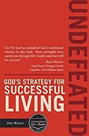 Undefeated: God's Strategy For Successful…