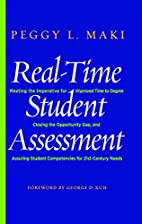 Real-Time Student Assessment: Meeting the…