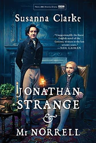 Jonathan Strange and Mr Norrell - Susanna Clarke