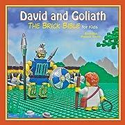 David & Goliath: The Brick Bible for Kids af…