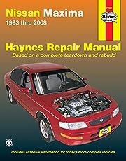 Nissan Maxima Automotive Repair Manual: 1993…