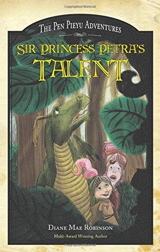 Book Cover - Sir Princess Petra's Talent