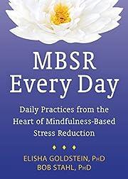 MIndfulness-Based Stress Reduction Workbook…