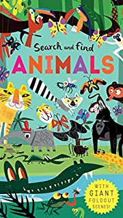 Search and Find: Animals por Libby Walden
