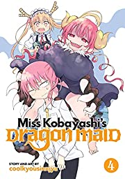 Miss Kobayashi's Dragon Maid Vol. 4 (Miss…