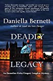 Deadly Legacy: An Emmeline Kirby-Gregory Longdon Mystery