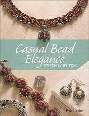 Casual Bead Elegance, Stitch by Stitch por…