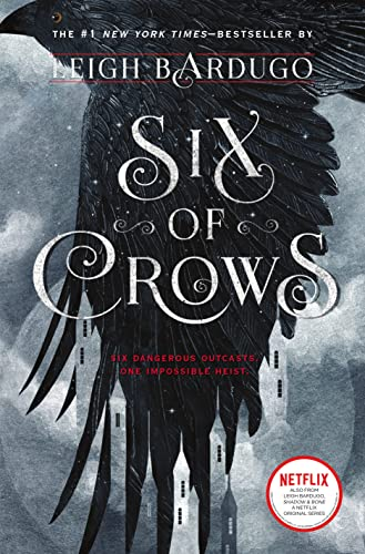 Six of Crows, Bardugo, Leigh