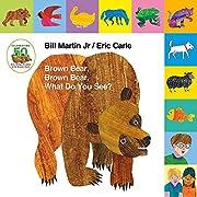 Lift-the-Tab: Brown Bear, Brown Bear, What…