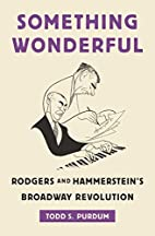 Something Wonderful: Rodgers and…