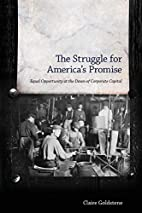 The struggle for America's promise : equal…