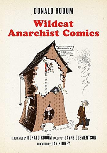 Wildcat Anarchist Comics, Rooum, Donald; Clementson, Jayne