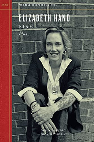 Fire. (Outspoken Authors), Hand, Elizabeth