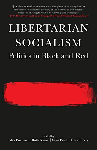 Image for Libertarian Socialism: Politics in Black and Red