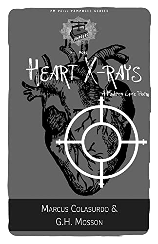 Image for Heart x-Rays: A Modern Epic Poem (PM Pamphlet)