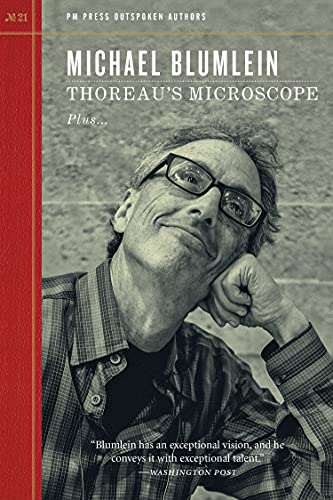 Thoreau's Microscope (Outspoken Authors), Blumlein, Michael