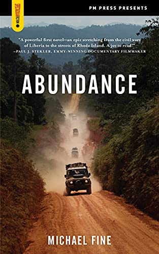 Abundance (Spectacular Fiction), Fine, Michael