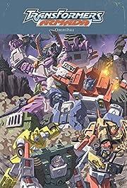 Transformers: Armada Omnibus de Chris…