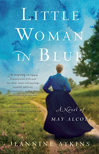 Booknaround Review Little Woman In Blue By Jeannine Atkins