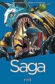 Saga 5 – tekijä: Fiona Staples