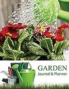 Garden Journal and Planner by Speedy…