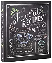 Deluxe Recipe Binder - Favorite Recipes…