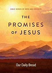 The Promises of Jesus: Bible Verses of Hope…