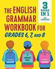 The English Grammar Workbook for Grades 6,…