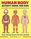 Human Body Activity Book for Kids: Hands-On…