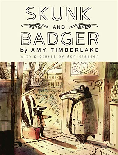 Skunk and Badger / by Timberlake, Amy,