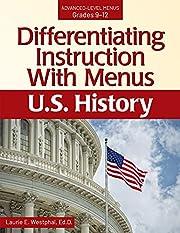 Differentiating Instruction With Menus: U.S.…