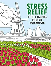 Stress Relief Coloring Book for Adults af…
