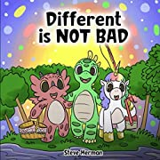 Different is NOT Bad: A Dinosaur's…