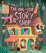 The One-Stop Story Shop por Tracey Corderoy